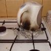Maridão na cozinha...