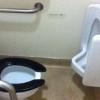 Banheiro Unisex!