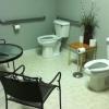 Banheiro ou sala de visita?