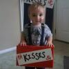 Compra e venda de beijos...
