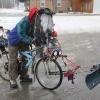 Removedor de neve de pobre!