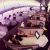Avião de rico é assim