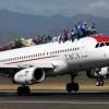 Pobre viajando de avião!