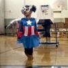 Capitã América!