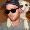 Cachorro do Myke Tyson