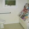 Banheiro legal!