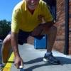 Testando o asfalto!