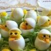 Belíssima criativadade com ovos...