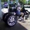 Minha motocicleta é irada mano...
