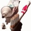 Escova de Dentes Para fumantes
