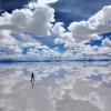 Andando nas nuvens...