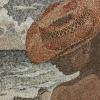 Arte da ucraniana Svetlana Ivanchenko com areia e conchas II