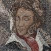 Arte da ucraniana Svetlana Ivanchenko com areia e conchas XVI