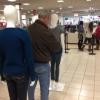Entrou na fila errada...