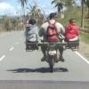 Transporte de pobre...