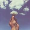 Tocando nas nuvens...