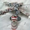 Star Wars com latas de cerveja
