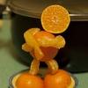Criatividade na culinária...