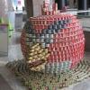 Arte com latas V