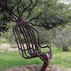 Uma cadeira muito natural!