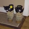 Um gato em cada pé...
