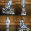Artes com materiais recicláveis XIII