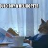 O gato milionário!