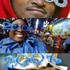 A evolução dos óculos de ano novo...