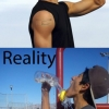 Expectativa vs realidade!