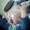 Astronauta pipoqueiro...