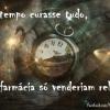 O tempo!