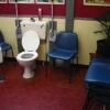 Banheiro comunitário...
