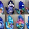 Arte nas mãos!