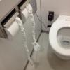 O banheiro da Rapunzel...