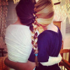 Twin hair