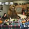 Almoço em família!