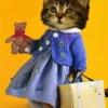 A filha do gato de botas!