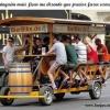 Bier bike!