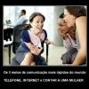Meios de comunicação!