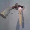 Pobre também toma banho quente...