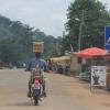 Entrega de ovos em Gana