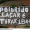 A preocupação ambiental é louvável, mas o português...