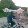 Bike com capota...