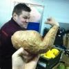 Olha só para a minha batata!