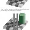 Acredite... Os quadrados A e B são da mesma cor