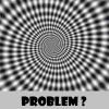 Tente focar no centro da espiral! É bem diferente!