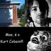 Kurt cobain impressionante!