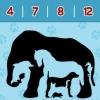 Quantos animais você consegue ver nessa imagem?