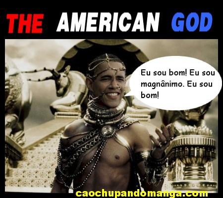 O Americano Bom