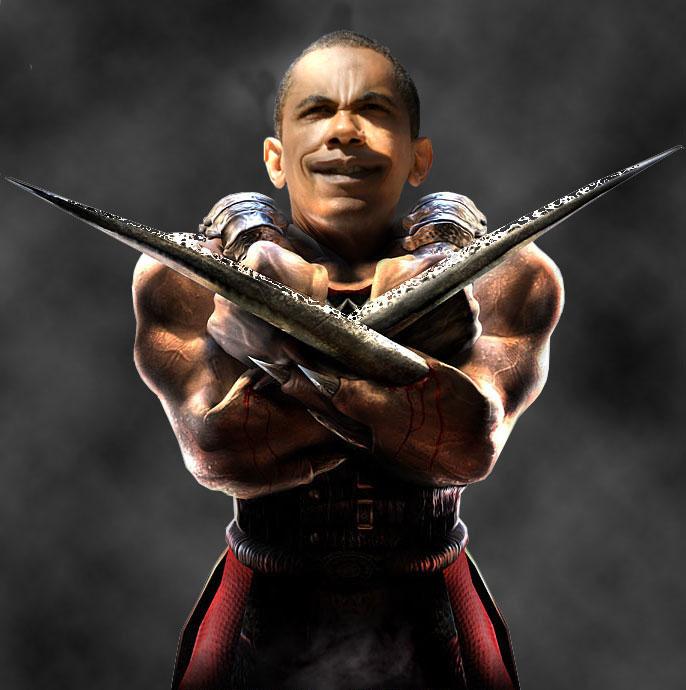 Obama Mutante